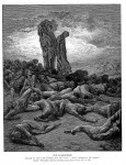 Иллюстрация | Гюстав Доре | Божественная комедия | Скупцы