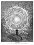 Иллюстрация | Гюстав Доре | Божественная комедия | Эмпиреи