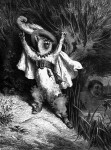 Иллюстрация | Гюстав Доре | Кот в сапогах