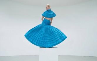 Матья Чоп и его архитектурные платья
