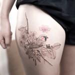Татуировка | Hongdam