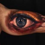 Татуировка | Йомико Морено