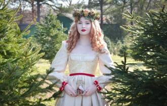 Анджела Клейтон. Удивительные платья