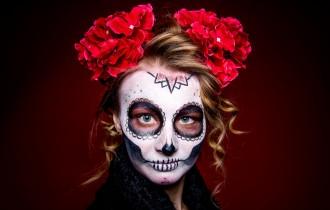 Фокус Или Образ? Glam Halloween: Шалость И Чудо Образ