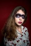 Glam Halloween | Фото ©Сергей Пензенский | Makeup ©Анастасия Ляхова