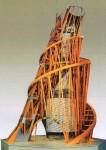 Архитектура | Владимир Татлин | Модель Памятника III Интернационала, 1919-20