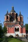 Архитектура | Константин Быковский | Церковь иконы Божией Матери «Знамение» в Ховрине, Москва
