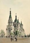 Архитектура | Константин Тон | Богородице-Рождественский собор (Красноярск)