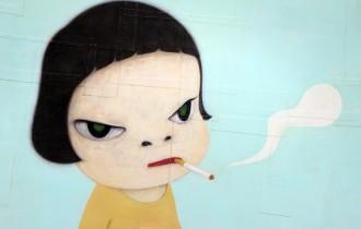 Пугающие Портреты Детей От Ёсимото Нара