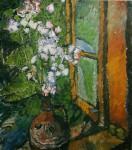 Живопись | Владимир Татлин | Гвоздика, 1908-09