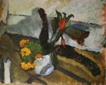 Живопись | Владимир Татлин | Ноготки, около 1910