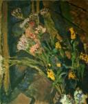 Живопись | Владимир Татлин | Цветы пижмы, 1908-09
