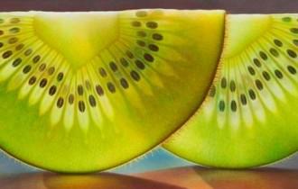 Деннис Войткевич: подсвеченные фруктовые разрезы