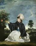 Живопись | Джошуа Рейнольдс | Lady Caroline Howard, 1778