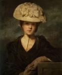Живопись | Джошуа Рейнольдс | Miss Mary Hickey, 1770