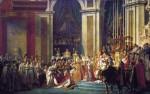 Живопись | Жак-Луи Давид | Коронация Наполеона, 1808