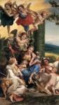 Живопись | Корреджо | Аллегория добродетелей, 1529-30