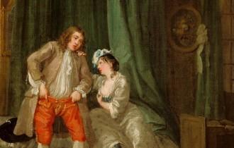 Уильям Хогарт. Сатирические гравюры и полотна