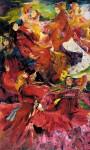 Живопись | Филипп Малявин | Фарандоль, 1926