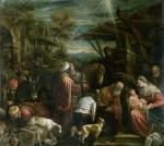 Живопись | Якопо Бассано | Поклонение волхвов
