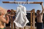 Инсталляция | Сигалит Ландау | Salt bride