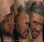Татуировка | Сергей Рихтер