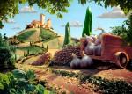 Фотография | Карл Уорнер | Tuscany Landscape