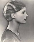 Фотография | Ман Рэй | Solarised Portrait of Lee Miller, 1929