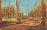 Живопись | Архип Куинджи | Берёзовая роща, 1881