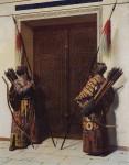 Живопись   Василий Верещагин   Двери Тимура (Тамерлана), 1872