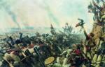Живопись   Василий Верещагин   Конец Бородинского боя, 1899-1900