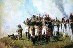 Живопись   Василий Верещагин   Наполеон на Бородинских высотах, 1897