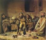 Живопись   Василий Верещагин   Опиумоеды, 1868