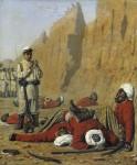 Живопись   Василий Верещагин   После неудачи, 1868