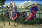 Живопись | Витторе Карпаччо | Бегство в Египет, 1500