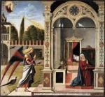 Живопись | Витторе Карпаччо | Благовещение, 1504