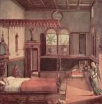 Живопись | Витторе Карпаччо | Сон св. Урсулы, 1495