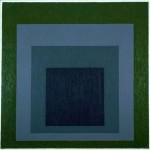 Живопись   Джозеф Альберс   Homage To The Square, 1966