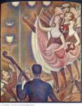 Живопись | Жорж-Пьер Сёра | Кабаре, 1889-90
