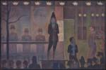 Живопись | Жорж-Пьер Сёра | Парад-алле, 1887-88