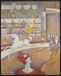 Живопись | Жорж-Пьер Сёра | Цирк, 1891