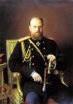 Живопись | Иван Крамской | Александр III, 1886