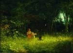 Живопись | Иван Крамской | Дети в лесу, 1887