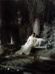 Живопись | Иван Крамской | Лунная Ночь, 1880