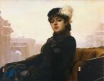 Живопись | Иван Крамской | Неизвестная, 1883