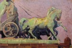 Живопись | Иван Мясоедов | Бранденбургские ворота