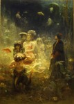 Живопись | Илья Репин | Садко, 1876
