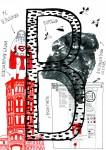 Иллюстрация | Софья Коловская | Петербургский алфавит | В