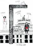 Иллюстрация | Софья Коловская | Петербургский алфавит | Г