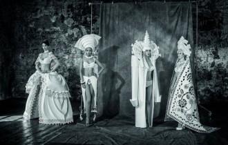 Ася Козина – белоснежная волшебница